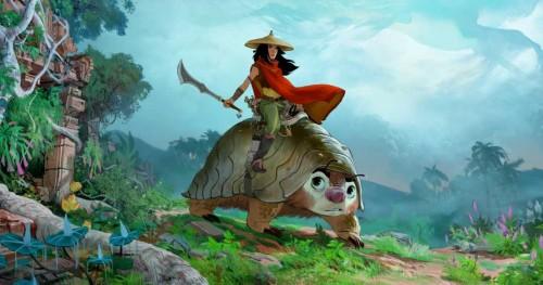 Disney объявила о выпуске нового оригинального анимационного фильма «Рэйя и Последний Дракон»
