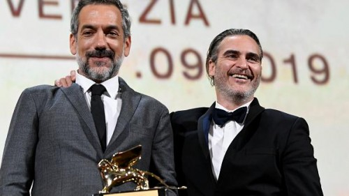 «Джокер» увозит «Золотого льва» с Венецианского кинофестиваля