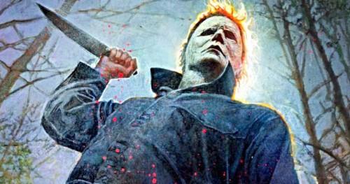 Нож Майкла Майерса возвращается в кадр, посвященный началу съемок фильма «Хэллоуин убивает»