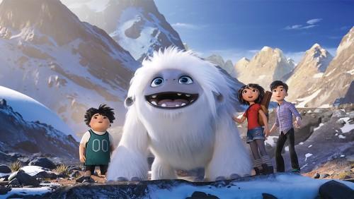 Мультфильм «Эверест» - кассовый лидер прошедших выходных