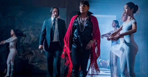 Lionsgate расширяет вселенную Джона Уика побочным фильмом «Балерина», который будет сфокусирован на истории молодой женщ...