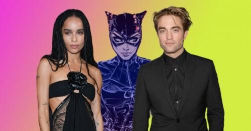 Зои Кравиц – новая женщина-кошка в «Бэтмене»