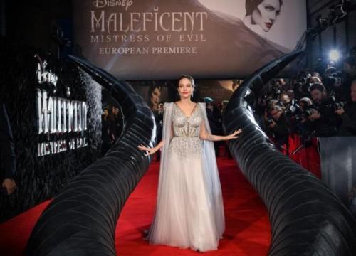 «Малефисента: Владычица тьмы» стала кассовым лидером прошедших выходных