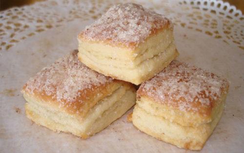 Печенье «Павловское» — простой рецепт
