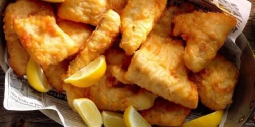 Рыба в кляре — несколько вкусных рецептов