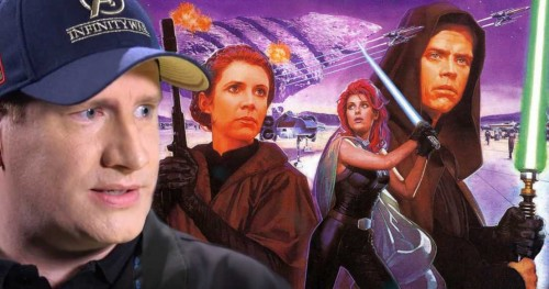 Кевин Файги обещает, что его фильм «Звездные войны» расскажет о новых персонажах и локациях