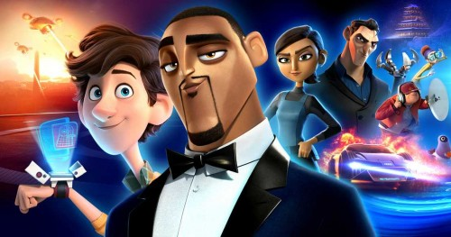 Финальный трейлер анимационного фильма «Камуфляж и шпионаж» представляет новую песню Марка Ронсона и Андерсона.Paak