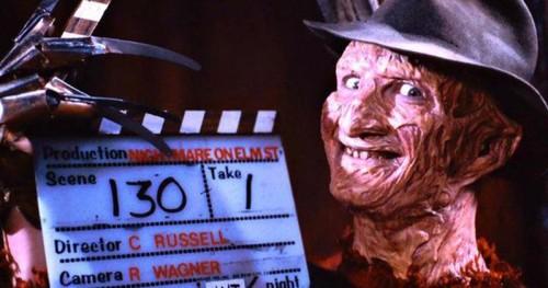 Поместье Уэса Крэйвена готовится к съемкам нового « Кошмара на улице Вязов»