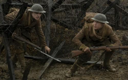Первые зрительские реакции обещают исторической драме «1917» лидерство в сезоне