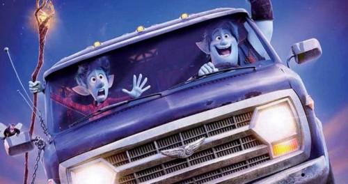 Disney выпустила трейлер новейшего анимационного оригинала от Pixar «Вперёд»