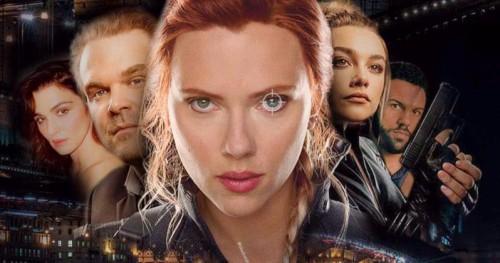 Скарлетт Йоханссон обсудила свой предстоящий сольный фильм «Черная Вдова»