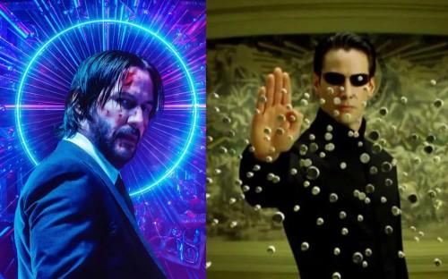 «Матрица 4» и «Джон Уик 4» получают одинаковую дату выпуска