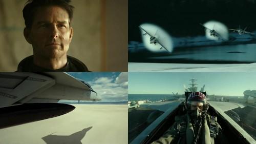 Новый трейлер боевика «Топ Ган: Мэверик» объединяет Тома Круза с новыми пилотами