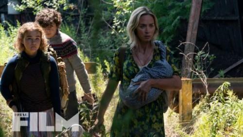 Студия Paramount Pictures возвращает Эмили Блант в первом тизере «Тихого места 2»