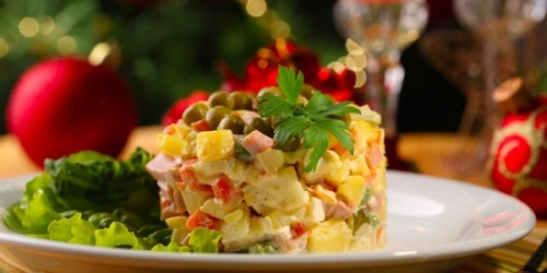 Салат «Оливье» - самые лучшие проверенные рецепты