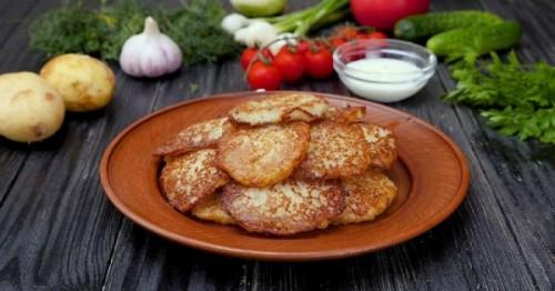 Оладьи из овощей — самые вкусные рецепты