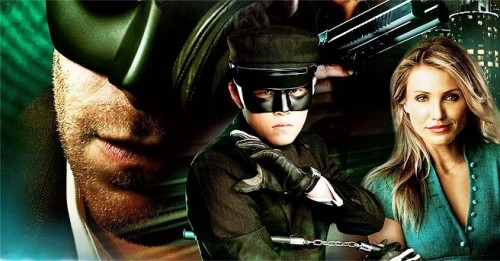 Бывший президент Marvel Studios перезагрузит «Зеленого Шершня» для большого экрана