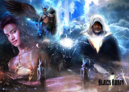 Дуэйн Джонсон обещает большие перемены после прибытия «Черного Адама»