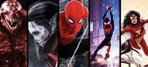 Таинственный спин-офф «Человек-паук» выходит осенью 2021 года
