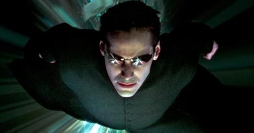 «Матрица 4» снимает трюк над центром города Сан-Франциско