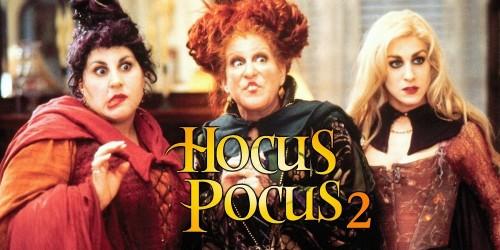 «Фокус-покус 2» нашел своего режиссера и, возможно, вернет оригинальный состав актеров