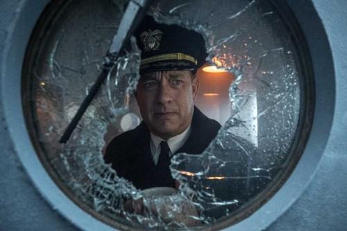 Sony Pictures выпустила первый трейлер «Грейхаунд», новой военной драмы от Аарона Шнайдера