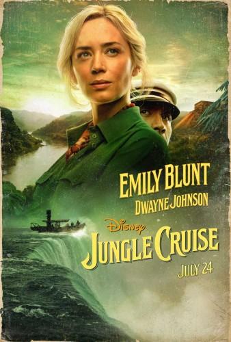 Дикое путешествие начинается в новом трейлере боевика «Круиз по джунглям»
