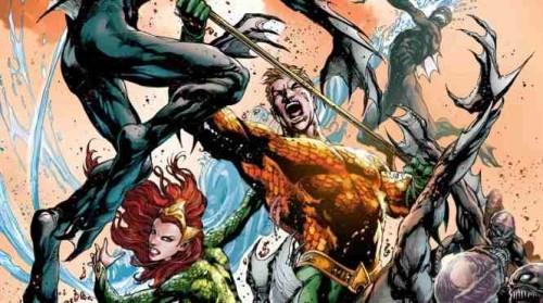 """""""Аквамен 2"""" будет частично продолжать историю Черной Манты из комиксов Серебряного века DC"""