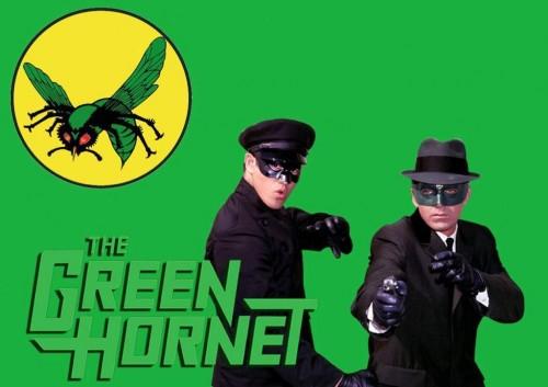 «Зеленый Шершень» получит новую перезагрузку от студии Universal