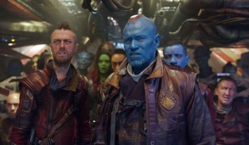 Шон Ганн сыграет большую роль в «Стражах Галактики 3»