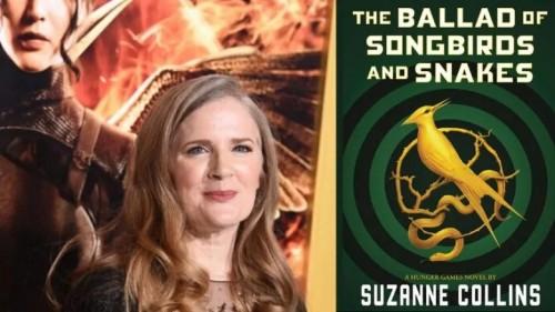 Студия Lionsgate экранизирует новый роман-приквел Сюзанны Коллинз «Баллады певчих птиц и змей»