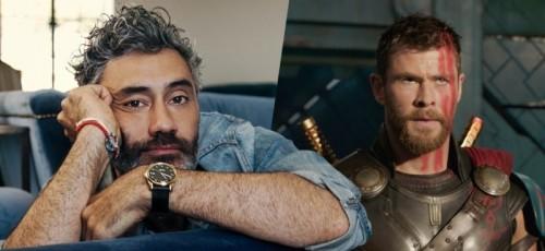 Режиссер Тайка Вайтити считает, что задержка производства и выпуска фильма «Тор: Любовь и гром» пойдет ему на пользу