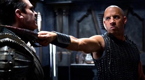 Вин Дизель обещает скоро рассказать о новом сценарии предстоящего фильма «Хроники Риддика 4»