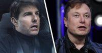Том Круз и Илон Маск снимут фильм в космосе с помощью SpaceX