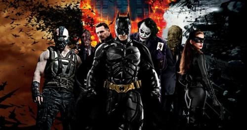 Warner Bros. выпускает трилогию «Темный рыцарь» Кристофера Нолана в кинотеатрах Тайваня и Гонконга