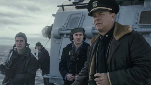 Военная драма «Грейхаунд» с Томом Хэнксом вместо кинотеатров получит трансляцию на Apple TV +