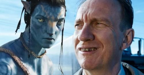 Звезда «Гарри Поттера» Дэвид Тьюлис посинеет в «Аватаре 2»