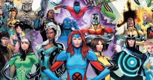 Возможно, раскрыта новая команда персонажей франшизы «Люди Икс» для MCU