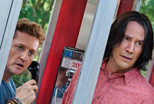 Релиз музыкальной комедии «Билл и Тед» отложен на две недели