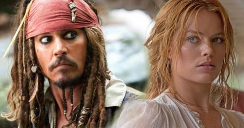 Поклонники Джека Воробья требуют возвращения Джонни Деппа в новом фильме Марго Робби «Пираты»