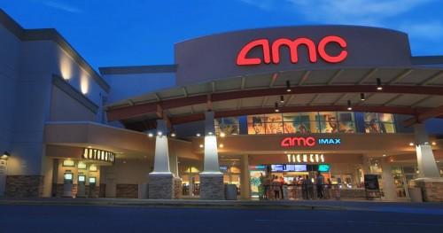 AMC, крупнейшая сеть американских кинотеатров откладывает возобновление работы на две недели