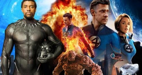 Фантастическая четверка может попасть в кинематографическую вселенную Marvel при помощи персонажей «Черной Пантеры»