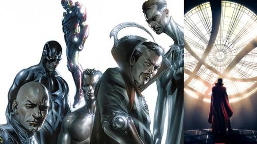 Кевин Файги планирует вывести на экраны иллюминатов Marvel
