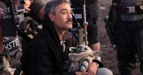 Тайка Вайтити начал писать фильм «Звездные войны»