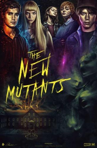 Первые 4 минуты «Новых Мутантов» были показаны на их панели Comic-Con @ Home