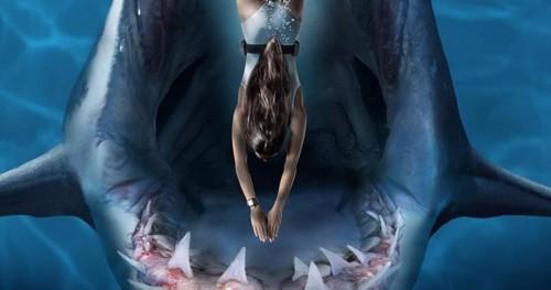 Warner Bros. принесла бойню акул на панель Comic-Con @ Home, посвященную фильму «Глубокое синее море 3»