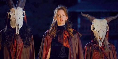 Трейлер фильма «Бледная дверь» переносит зрителей в ловушку борделя ведьм Старого Запада