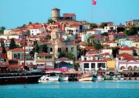 Айвалык — курорт в Турции