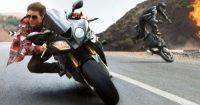 Неудачный трюк на мотоцикле во время съемок фильма «Миссия невыполнима 7» может вызвать серьезные задержки производства