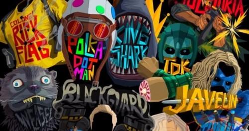 Режиссер Джеймс Ганн после DC FanDome представил новый постер к фильму «Отряд самоубийц»
